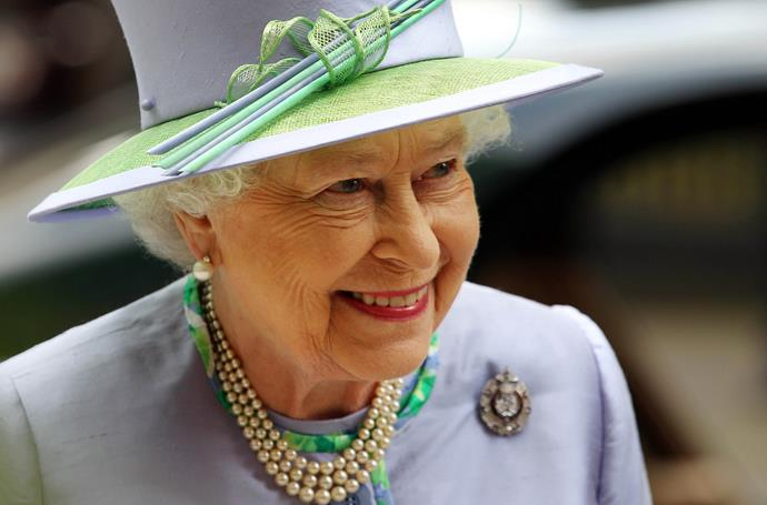 Unfazed by Michael Fagan, the intruder who broke into her bedroom in 1982, the Queen settled into her bed after his removal so that she could enjoy her tea as planned.