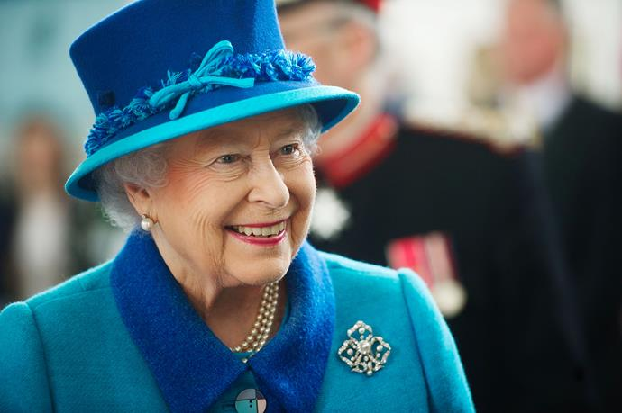 """The Queen collects pepper grinders. One of her favourites, a present from a friend, came from an Italian restaurant in the shape of a plastic waiter. When you turn the head for pepper, it shrieks with a joke Italian accent: """"You're breaking my neck!"""" which the Queen is said to find most amusing."""