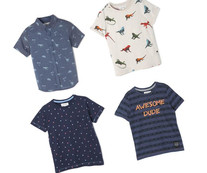 """These [Milkshake tees](http://www.myer.com.au/webapp/wcs/stores/servlet/SearchDisplay?searchTermScope=&searchType=1002&filterTerm=&orderBy=0&maxPrice=&showResultsPage=true&langId=-1&beginIndex=0&sType=SimpleSearch&metaData=&pageSize=12&facetType=C&manufacturer=&resultCatEntryType=2&catalogId=10051&pageView=image&searchTerm=MILKSHAKE&minPrice=&urlLangId=-1&categoryId=356611&storeId=10251#http%3A%2F%2Fwww.myer.com.au%2Fwebapp%2Fwcs%2Fstores%2Fservlet%2FAjaxCatalogSearchResultView%3FsearchTermScope%3D%26searchType%3D1002%26filterTerm%3D%26orderBy%3D0%26maxPrice%3D%26showResultsPage%3Dtrue%26langId%3D-1%26beginIndex%3D0%26sType%3DSimpleSearch%26metaData%3D%26pageSize%3D12%26manufacturer%3D%26resultCatEntryType%3D2%26catalogId%3D10051%26pageView%3Dimage%26searchTerm%3DMILKSHAKE%26minPrice%3D%26categoryId%3D356611%26storeId%3D10251%26identifier%3D1447297174493