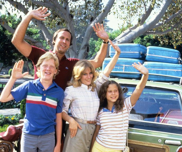 """**National Lampoon's Vacation** It's mishaps galore as Clark Griswold takes his family cross-country to """"Walley World"""" and it will remind you of those long, hot, sticky, grisly road trips where you and your siblings basically fought to the death. And you will feel grateful."""