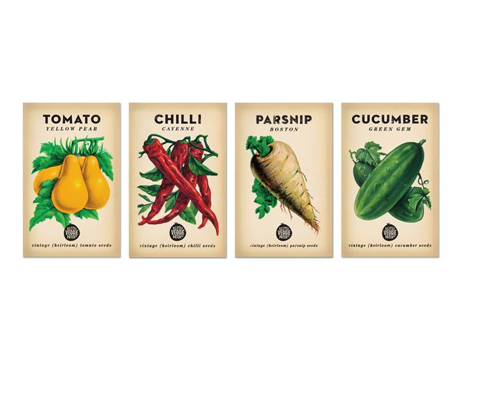 """**[The Little Veggie Co Seeds](http://littleveggiepatchco.com.au/collections/seeds