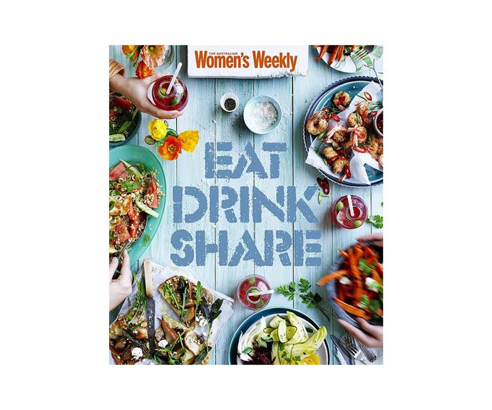 """**[*Eat Drink Share* by The Australian Women's Weekly](http://www.myer.com.au/shop/mystore/random-house-260607160-260605630--1