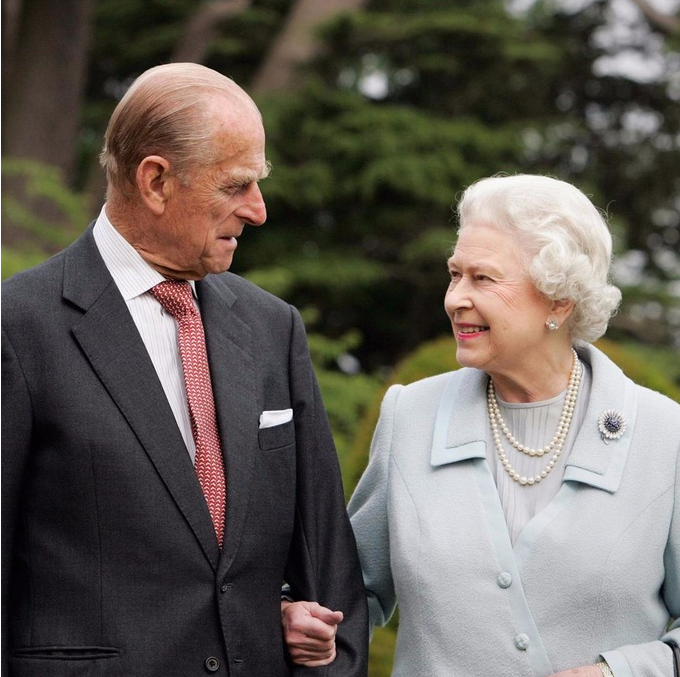 Queen Elizabeth and Prince Philip as they are now. Let's take a look at their journey...