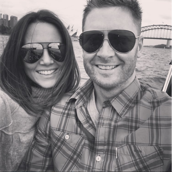 Michael Clarke Official instagram