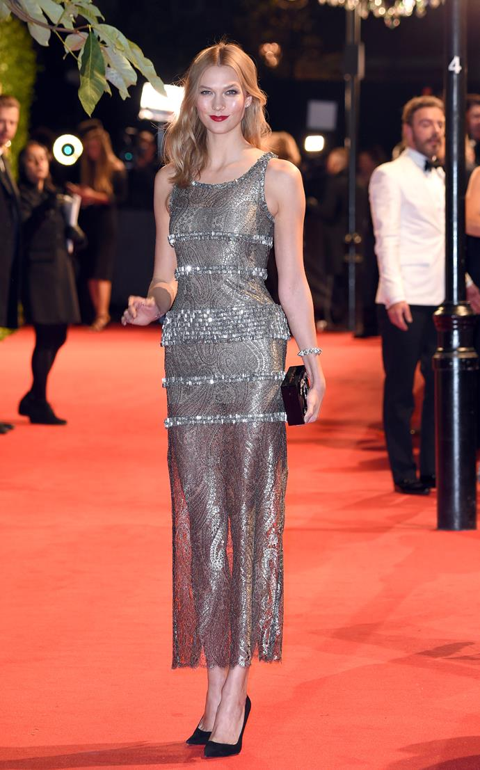 Supermodel Karlie Kloss