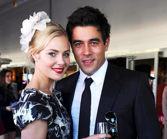 *Packed to the Rafters* co-stars Jessica Marais and James Stewart officially announced their split in May.