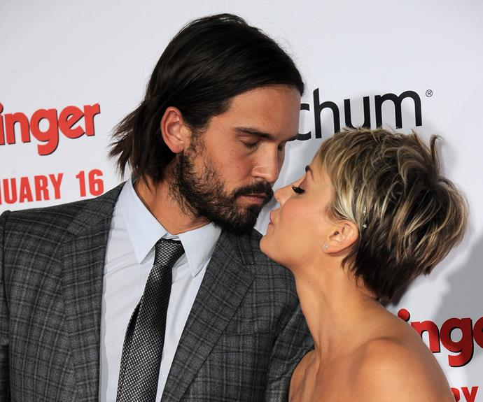 "Kaley Cuoco married tennis player Ryan Sweeting just months after they met in 2013. She filed divorce proceedings in September of this year, citing ""irreconcilable differences."""