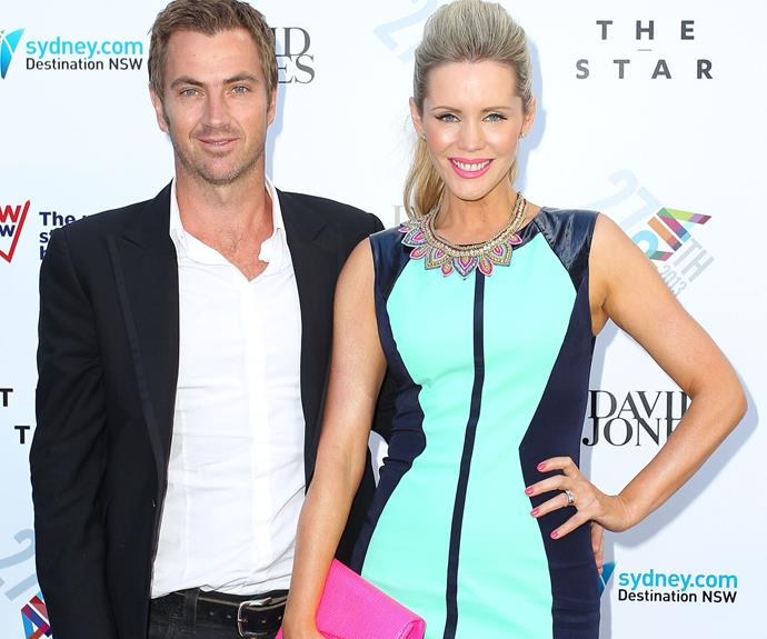 Model and TV presenter Sophie Falkiner announced her split from Tony Thomas in November, after 14 years of marriage.