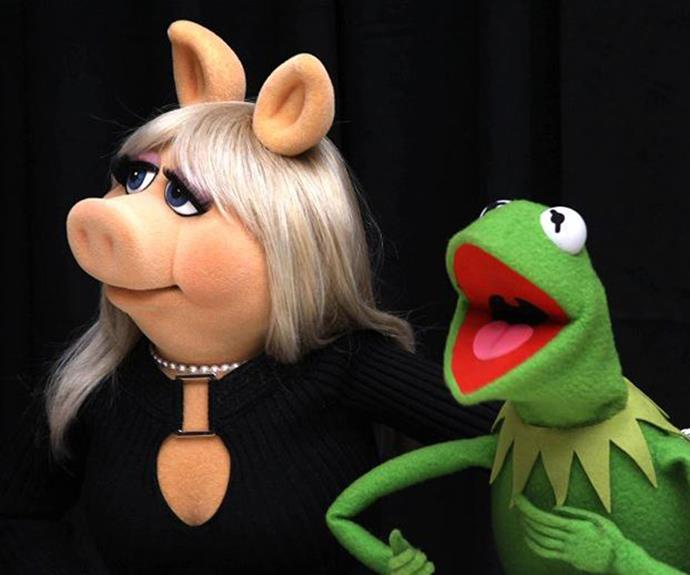And in the most shocking split this year, *The Muppet Show* power couple Miss Piggy and Kermit the Frog announced they were parting ways in August 2015. We're still holding out hope for a reunion here!