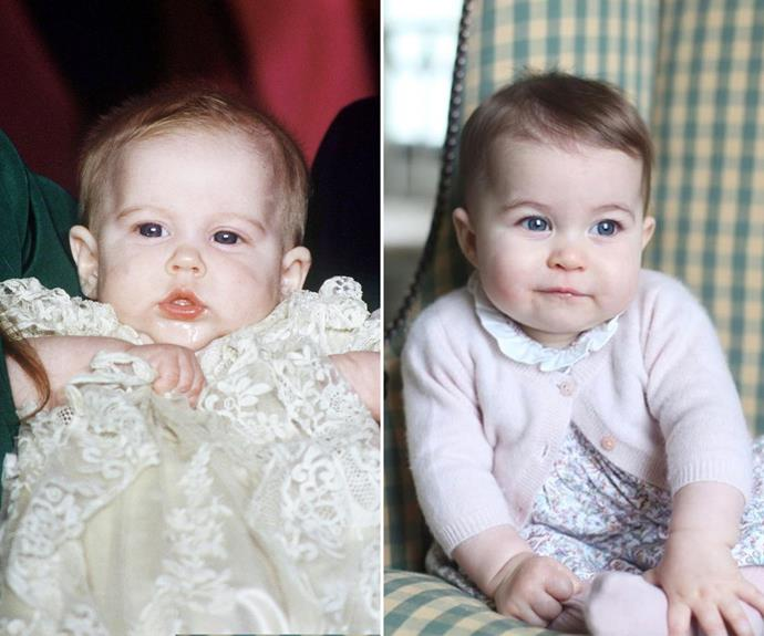 Who Does Princess Charlotte Look Like?