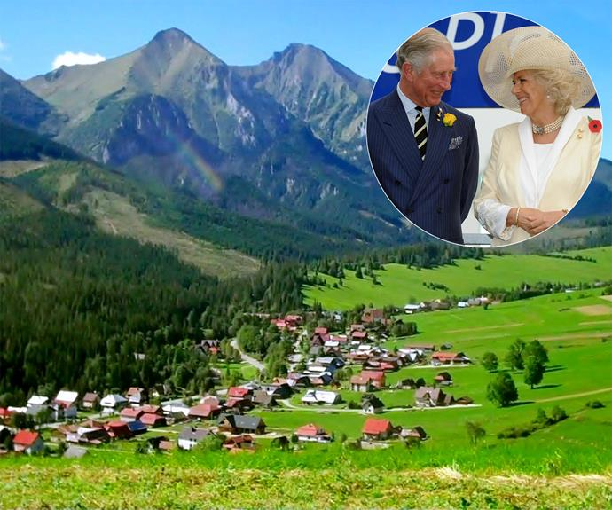 A far cry from their houses in Wales and England, **Prince Charles and Camilla** often travel to **Romania**, where they have two houses.
