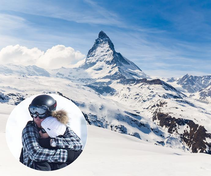 Although **Prince Harry** has been known to dabble in sunnier areas in Italy and New Zealand, he makes return trips to the skiing-prime mountains of the **Swiss Alps**.