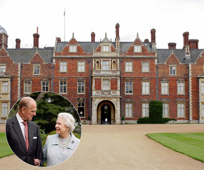 **The Queen** and **Prince Philip** are traditionalists, of course, preferring their **Sandringham Estate** and **Balmoral Castle**.