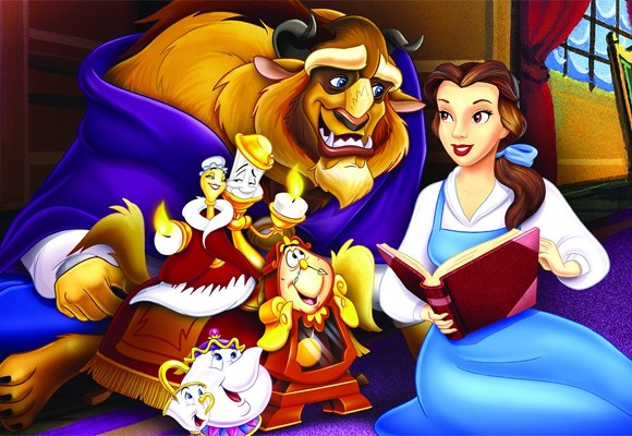 Aside from singing household implements and a big scary beast who's really a big softie, Beauty and the Beast teaches kids why it's important not to judge a book by its cover. You never know what (or who) is inside.