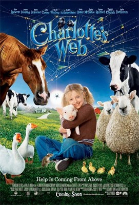 """Better for the older kids due to its sad ending, Charlotte's Web goes against today's """"every man for himself"""" thinking. Instead, it's about friendship, unconditional love and doing what you can to help another person (or pig)."""