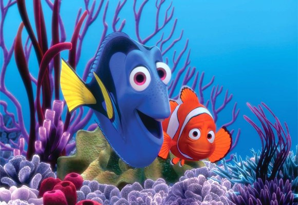 Aside from being great fun, Finding Nemo teaches us about courage, family and friendship.