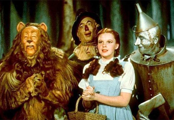 An oldie but still a goodie. Dorothy and her travelling companions learn about friendship, compassion, bravery and acceptance. Plus, how a great pair of shoes can take you all sorts of places!