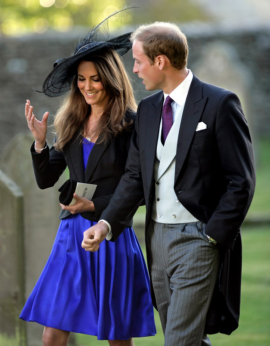 "**William also revealed him and Kate often tease each other:** <br><br> ""Obviously we both have a very fun time together, both have a very good sense of humour about things, we're down to earth, we take the mickey out of each other a lot, and she's got plenty of habits that make me laugh that I tease her about."""