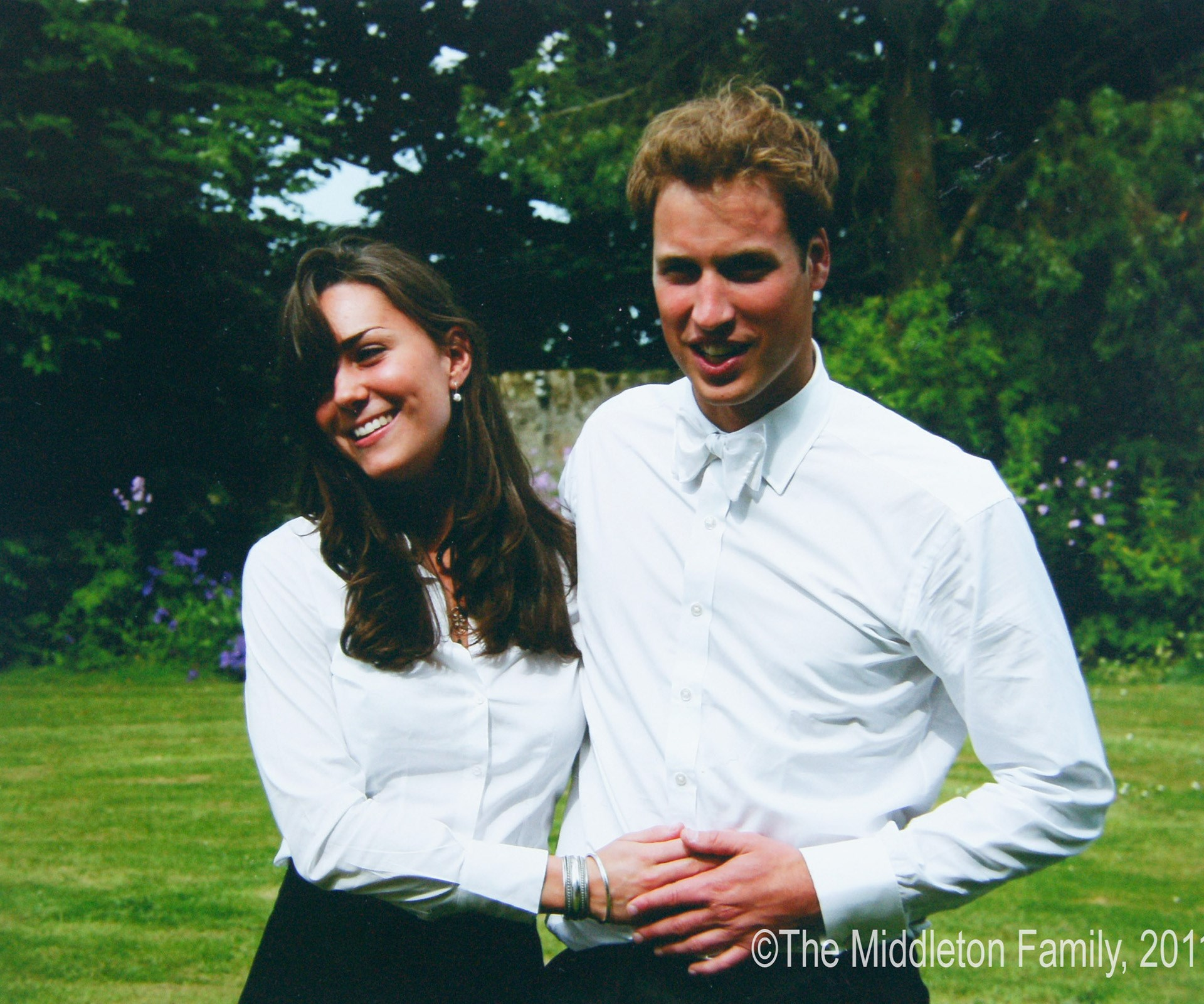 **9** At what university did Prince William and the Duchess of Cambridge meet?  (Wait for the final slide for answers)