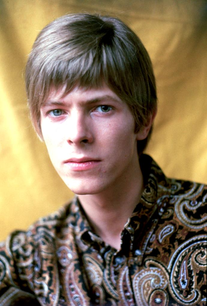 This guy was known as Davey Jones, or David Robert Hayward-Jones to his mum. He changed his named to David Bowie in 1966.