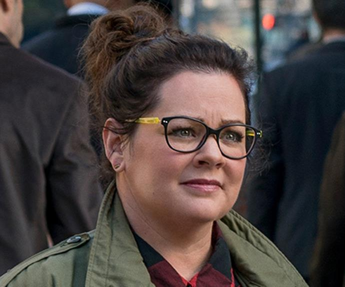 ABBY YATES || PLAYED BY MELISSA MCCARTHY|| Paranormal researcher, supernatural scientist, entity trapper.