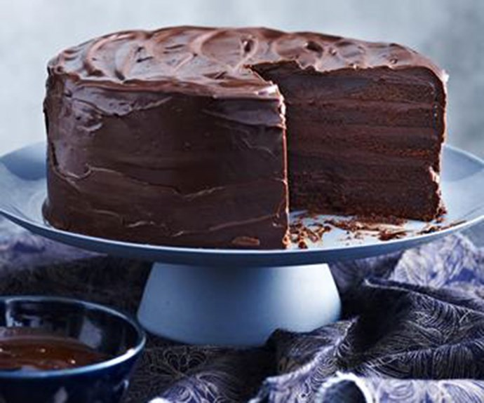 "[Six-layer chocolate cake](http://www.foodtolove.com.au/recipes/six-layer-chocolate-cake-14726|target=""_blank"")"