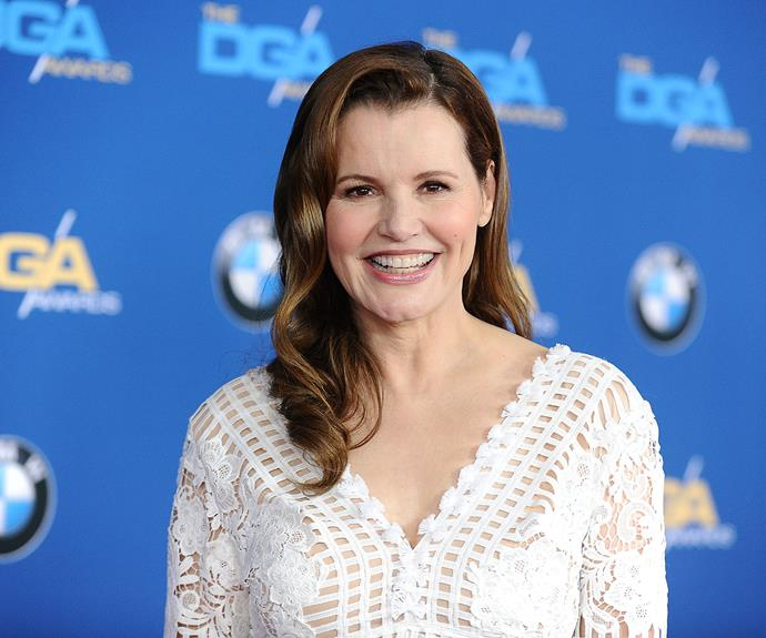 Oscar-winning actress Geena Davis may be best known for her films like *Beetlejuice* and *Thelma and Louise*, but the six-foot tall beauty reportedly has an IQ of 140 and is a Mensa member.