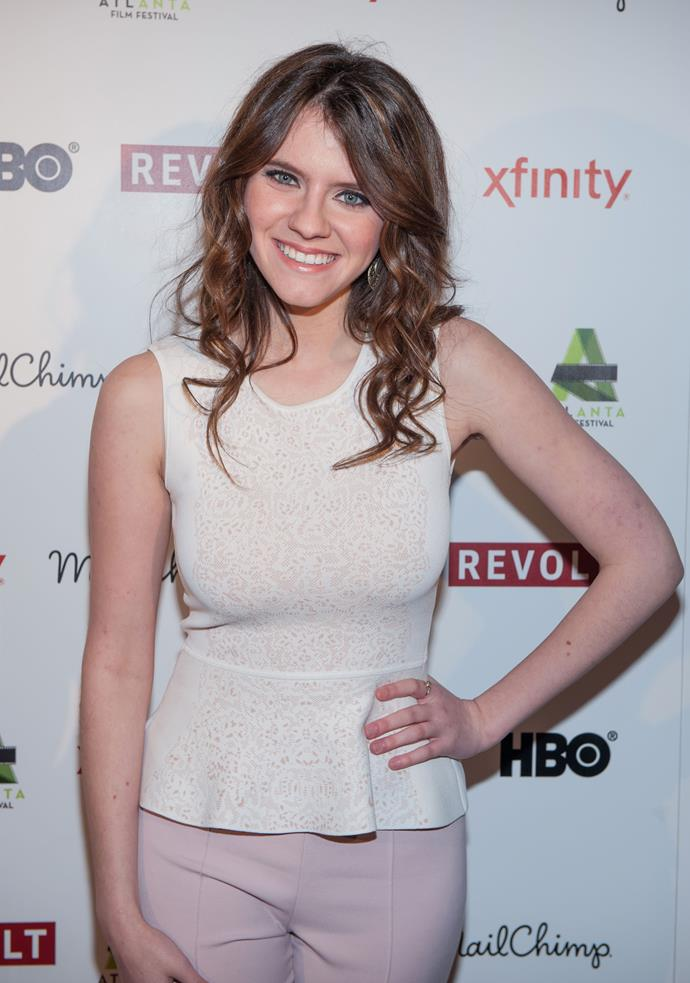 American actress Kara Hayward, 17, the star of Wes Anderson's *Moonrise Kingdom*, alongside Edward Norton and Bruce Willis, has been a member of Mensa since the age of nine.