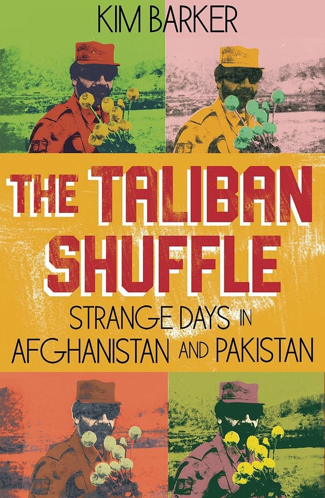 ***The Taliban Shuffle* by Kim Barker** - Under the name *Whiskey Tango Foxtrot*, this is a memoir of journalist Kim Barker who was stationed in Afghanistan and Pakistan in the early 2000s. Starring Margot Robbie, Tina Fey and Martin Freeman, go see it April 21.
