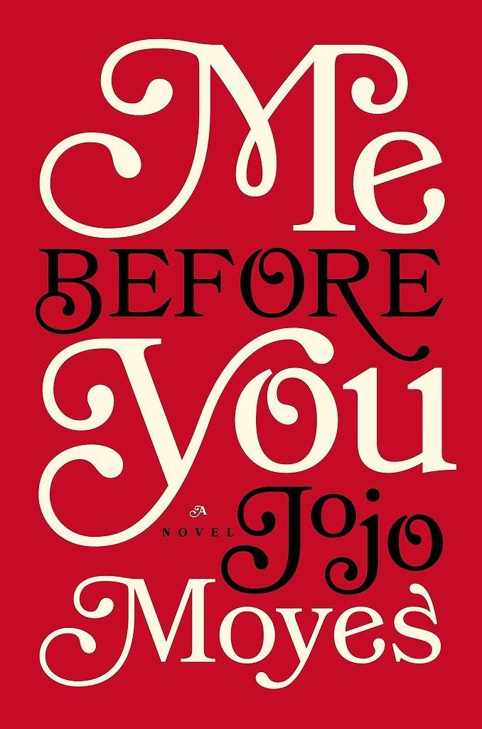 ***Me Before You*  by Jojo Moyes** - Prepare to swoon in this film about a woman (Emilia Clarke) who forms a tight bond with a paralysed man (Sam Claflin) she is employed to help. See it on June 16.