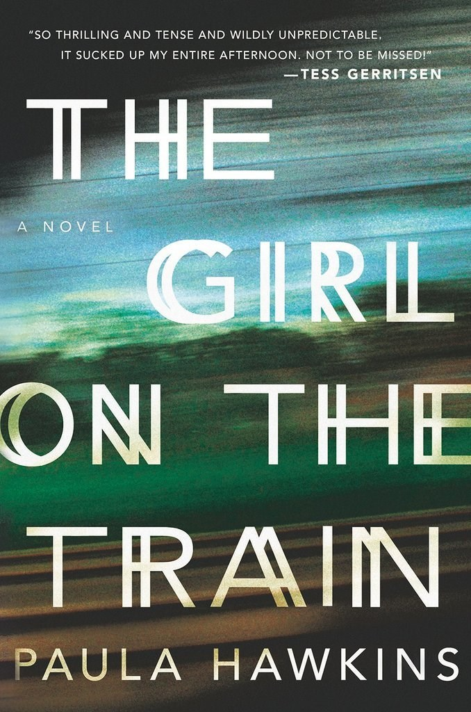 ***The Girl On The Train* by Paula Hawkins** - Emily Blunt is starring in this thriller about a woman who thinks she has witnessed a horrible crime. The film will be released October this year.