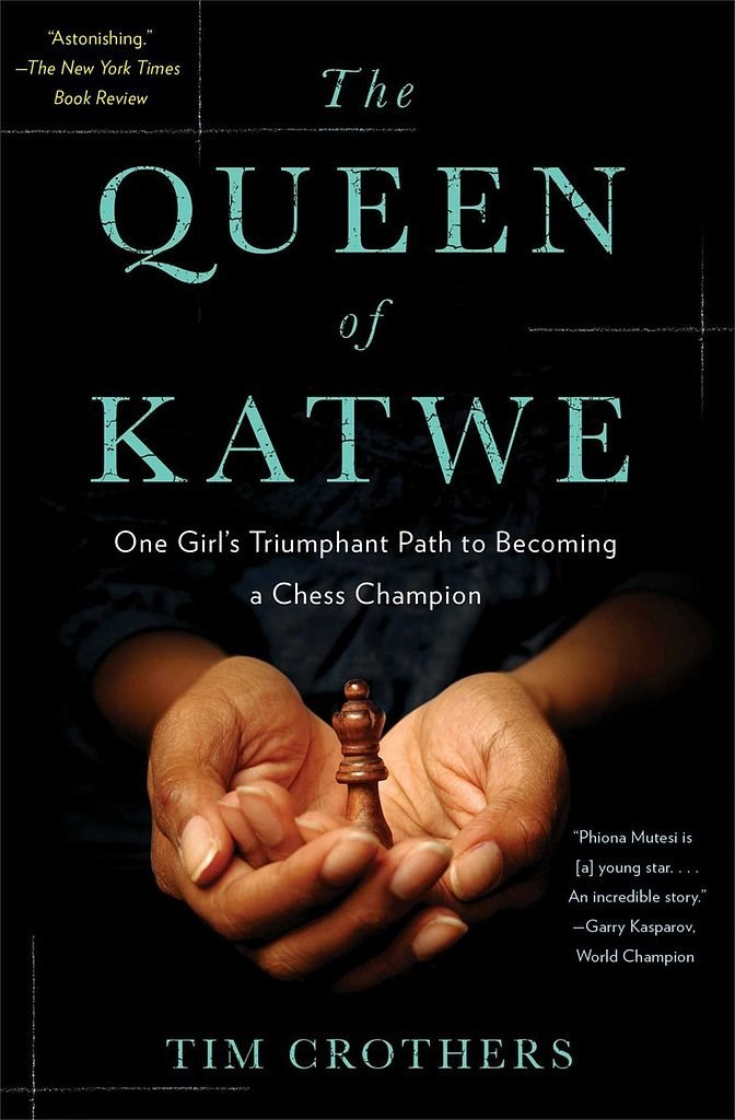 ***The Queen of Katwe* by Tim Crothers** - In this true story, a poverty-stricken Ugandan teen becomes one of the world's greatest chess players. Lupita Nyong'o and David Oyelowo have signed on for the film.