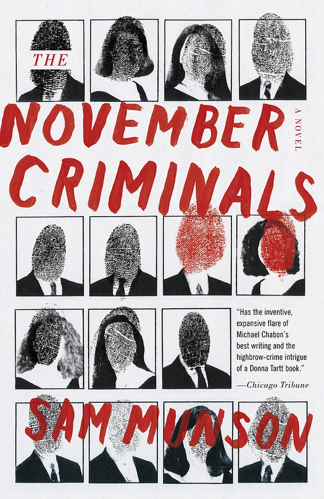 **The November Criminals by Sam Munson** - Ansel Elgort and Chloe Grace Moretz are set to star in this film about a teenager who takes an investigation of a classmate's murder into his own hands.