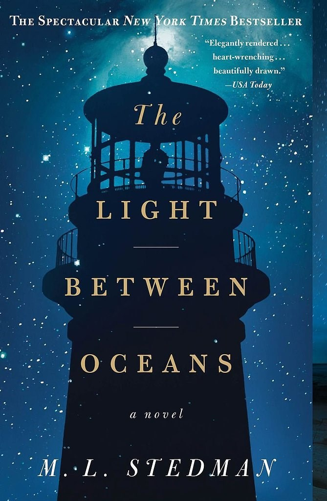 ***The Light Between Oceans* by M.L. Stedman** - A lighthouse keeper and his wife living in WA rescue and raise a baby from an adrift rowboat. Michael Fassbender and Alicia Vikander will lead the film.