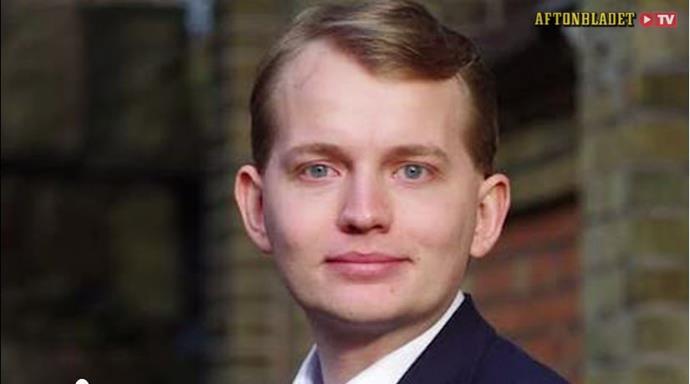 Marcus Nilsen, of LUF Väst.