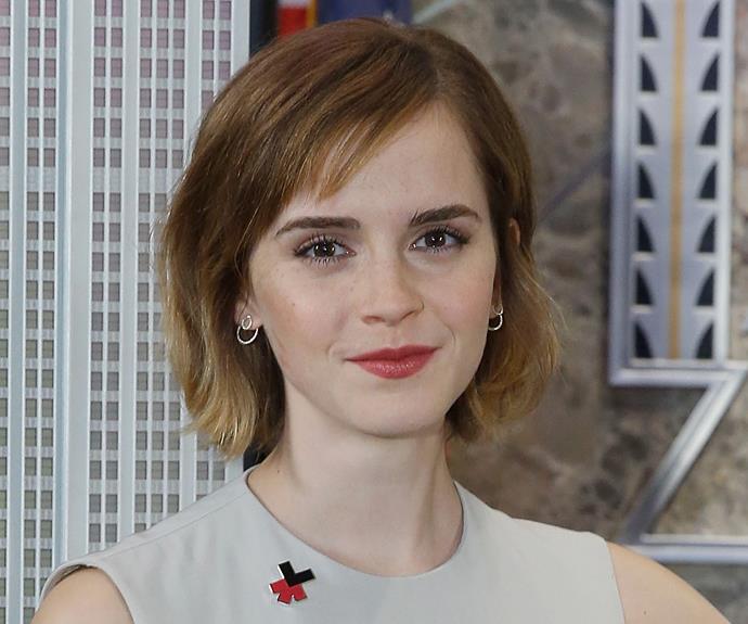 Emma Watson. A fabulous first born.