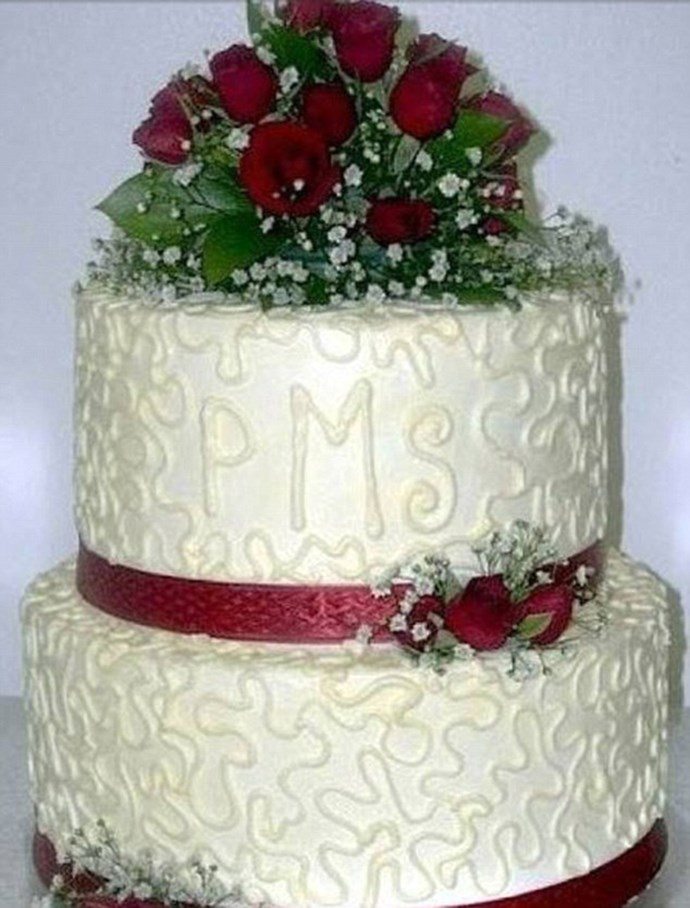 PMS? Really?