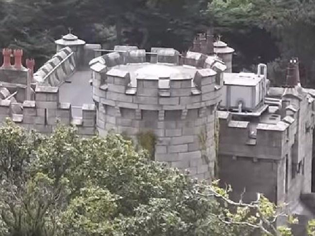 Enya's castle.