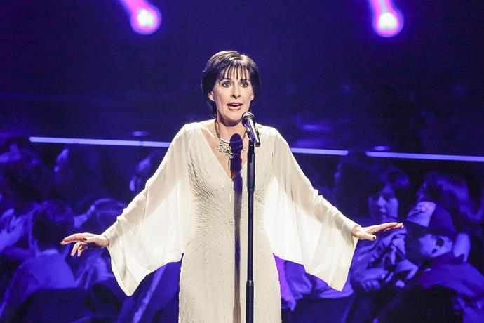Enya made a rare live performance this month at the Echo Awards.