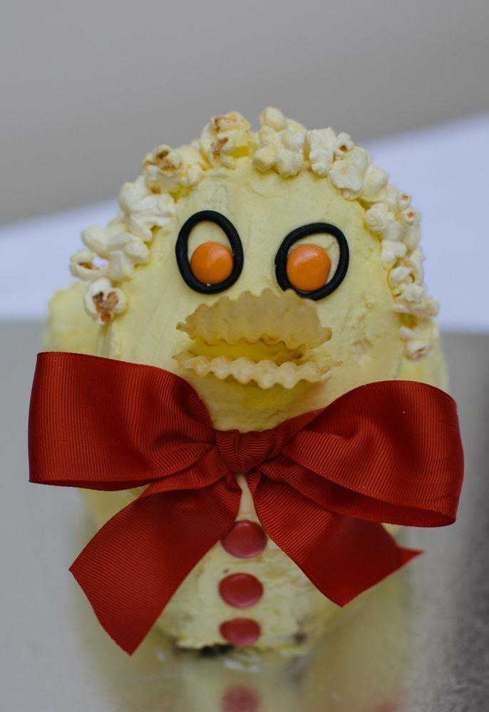 Sonya Curren's popcorn-haired, chip-lipped rubber ducky is as delectably cute as the original.