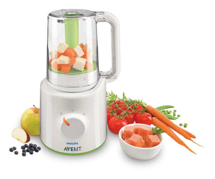 """**CATEGORY: MOST POPULAR PRODUCT FOR MUM** *Philips AVENT Combined Steamer & Blender* Developed in co-operation with a paediatric dietician, the [Philips AVENT Combined Steamer & Blender](http://www.philips.com.au/c-m-mo/philips-avent-and-your-baby