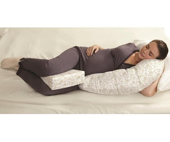 """**CATEGORY: MOST POPULAR PRODUCT FOR MUM** *Babies R Us Mini Maternity Pillow & Wedge Set* The [Babies R Us Mini Maternity Pillow & Wedge Set](http://www.babiesrus.com.au/
