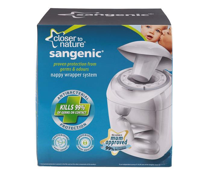 """**CATEGORY: MOST POPULAR PRODUCT FOR BABY OR NURSERY** *Tommee Tippee Sangenic* [Sangenic](http://www.tommeetippee.com.au/
