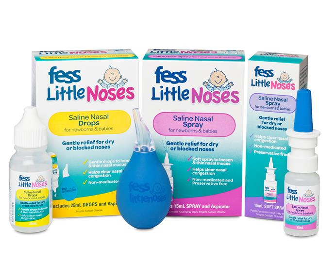 """**CATEGORY: MOST POPULAR PRODUCT FOR BABY OR NURSERY** *FESS Little Noses* [FESS Little Noses](http://fesslittlenoses.com.au/