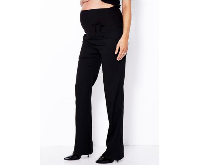 """**CATEGORY: MOST POPULAR MATERNITY BRAND** *Mamaway Maternity Work Pants* Get comfortable and embrace your pregnant body with the [Mamaway Maternity Work Pants](https://www.mamaway.com.au/