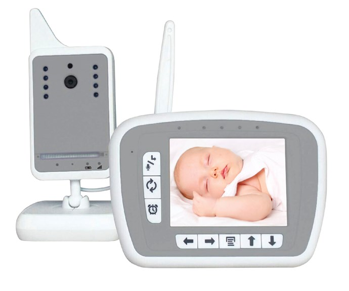 """CATEGORY: MOST POPULAR BABY MONITOR.  The [Roger Armstrong Crystal Clear Baby Video Monitor](http://www.rogerarmstrong.com.au/