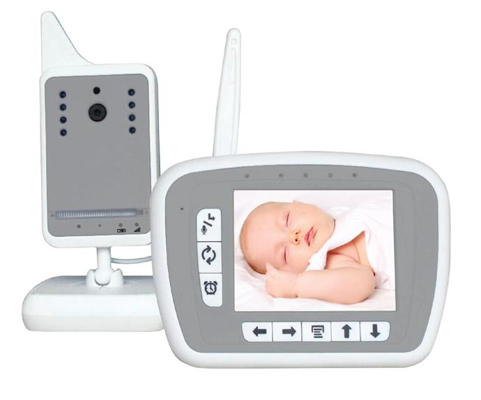 "CATEGORY: MOST POPULAR BABY MONITOR.  The [Roger Armstrong Crystal Clear Baby Video Monitor](http://www.rogerarmstrong.com.au/|target=""_blank"") RRP $149.95 features a large colour screen, two-way communication, room temperature display and night light function."