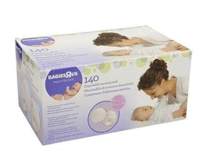 """CATEGORY: MOST POPULAR BREAST PADS. The [Babies'R'Us Disposable Nursing Pads](https://www.babiesrus.com.au/