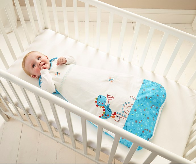 white baby cots