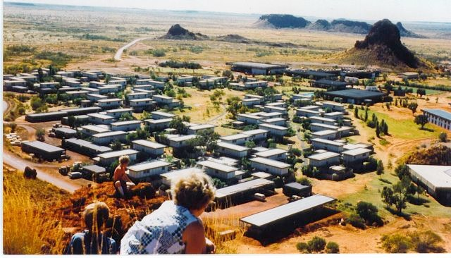 Overlooking Shay Gap in 1975. (Image: Micwhitty/Wikimedia)